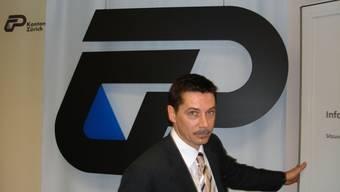 Thomas Würgler: Kommandant der Kantonspolizei Zürich, zuvor Leiter der Verkehrs- und der Flughafenpolizei sowie Staatsanwalt. (Thomas Marth)