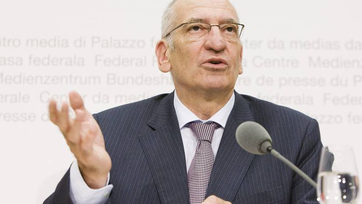Für Bundesrat Pascal Couchepin hat sich die Ausgangslage zur Beurteilung der Konplementärmedizin nicht verändert.