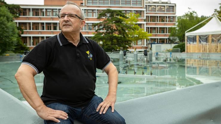 Wegen Rolf Wild wurde das Schlierefäscht 2011 von drei auf zehn Tage ausgebaut.