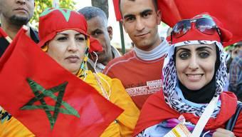 Marokkanische Delegation am Weltsozialforum in Tunis