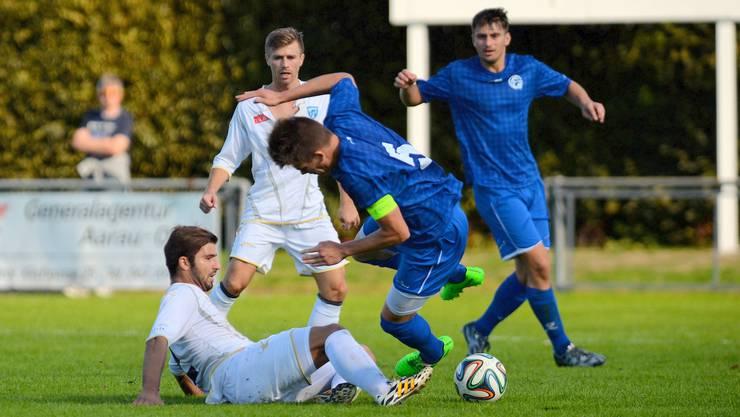 Der FC Grenchen kämpft sich im Cup eine Runde weiter.
