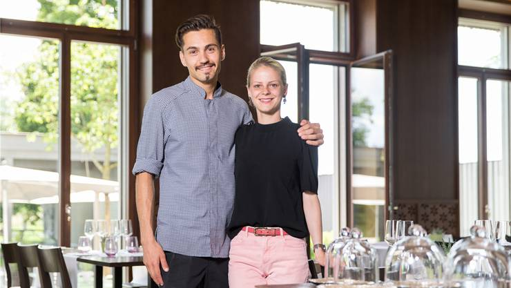 Das Restaurant Fahr von Alexandra von Allmen und Manuel Steigmeier wurde von «Guide Bleu» ausgezeichnet. Thoma/Archiv