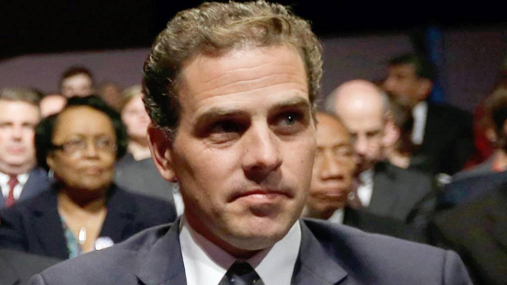 ARCHIV - In einem Bericht von zwei Ausschüssen im US-Senat schreiben die Republikaner, dass zwei Beamten der Obama-Regierung Hunter Bidens Tätigkeit wegen eines potenziellen Interessenskonflikts problematisch erschienen sei. Foto: Pablo Martinez Monsivais/AP/dpa