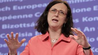 EU-Kommissarin Cecilia Malmström (Archiv)