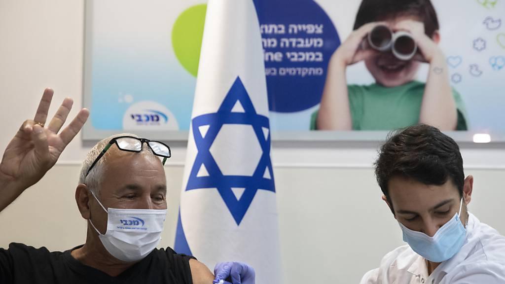 Deutlicher Rückgang der Corona-Infektionszahlen in Israel