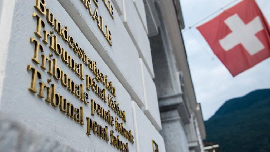 Im Insieme-Prozess vor dem Bundesstrafgericht in Bellinzona wurde der IT-Beschaffungschef zu einer Freiheitsstrafe von 16 Monaten bedingt verurteilt (Symbolbild).