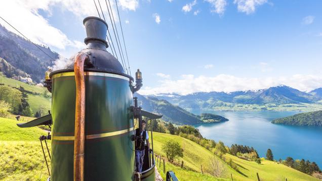 Historische Lok 7 Dampffahrten