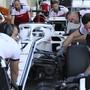 Kimi Räikkönen behält seine Startnummer 7 auch im Sauber-Team