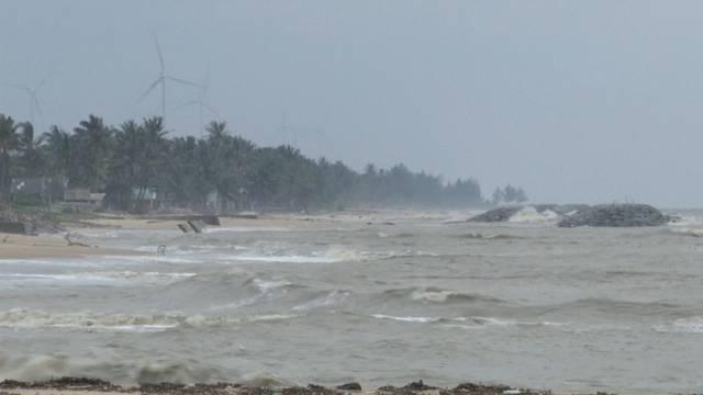 Tropensturm in Thailand: «Das Schlimmste ist vorbei»