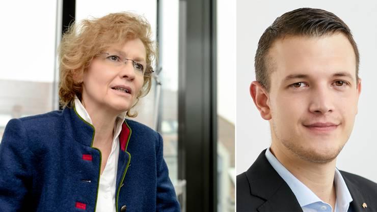 Béatrix von Sury verzichtet auf eine Kandidatur fürs Parteipräsidium. Damit steht Silvio Fareri der Weg frei.