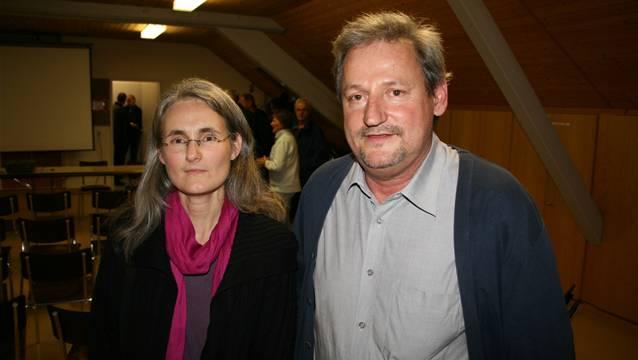Rosmarie Bühler und Georg Winet wurden gewählt.