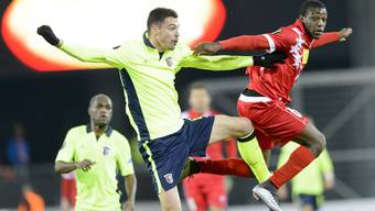 FC Sion - SC Braga