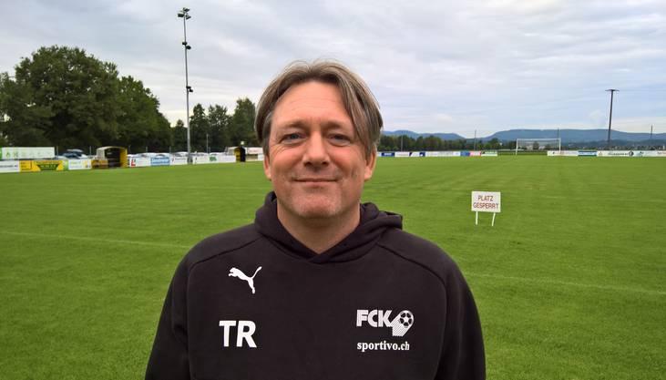 Marco Wüst, Trainer FC Kölliken