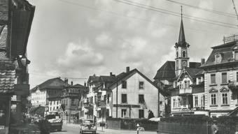 Solothurnstrasse um 1945