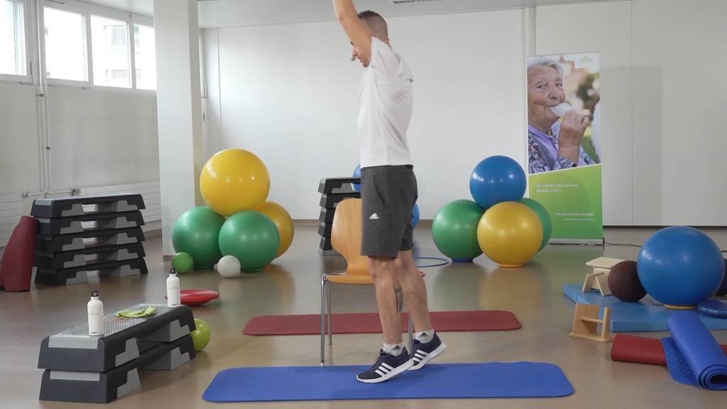 «Gymnastik im Wohnzimmer» vom 12. Mai 2021