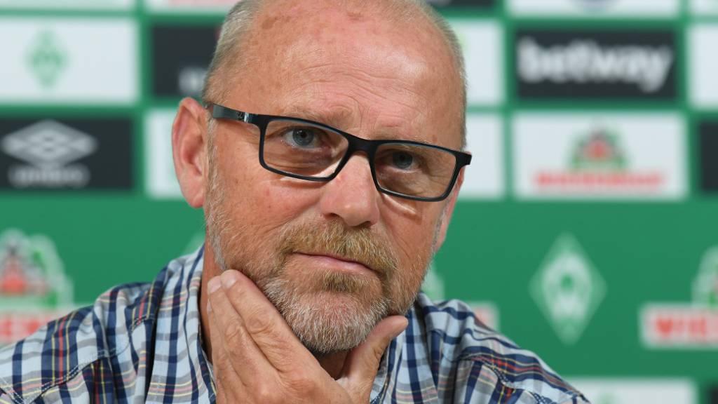 Thomas Schaaf ersetzt den abgesetzten Florian Kohfeldt