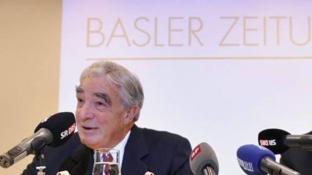 Moritz Suters Einstieg bei der Basler Zeitung wird von der Branche geschätzt