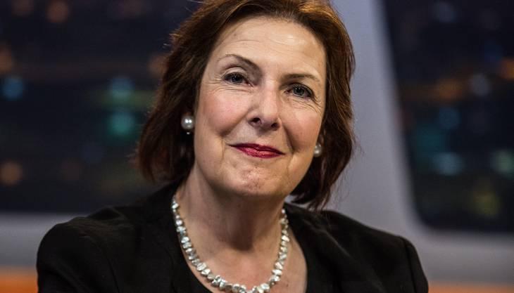 Christine Egerszegi ist FDP-Ständerätin und tritt bei den Wahlen im Herbst nicht mehr an.