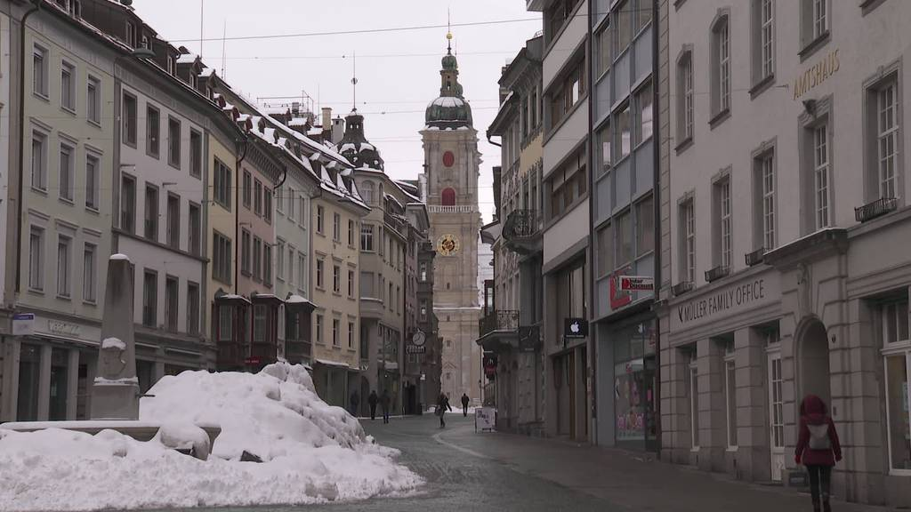 Wegen Corona: Stadt St.Gallen will digitaler werden