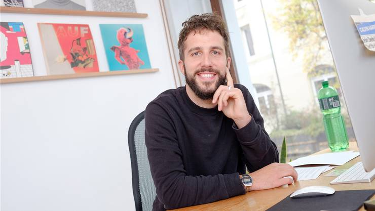 Alain Schnetz ist als neuer Geschäftsleiter des RFV zuständig für die Popförderung in der Region Basel.