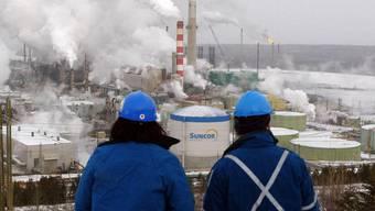 Die Ölsand-Industrie in Kanada macht den Indianergemeinden das Leben schwer (Symbolbild)