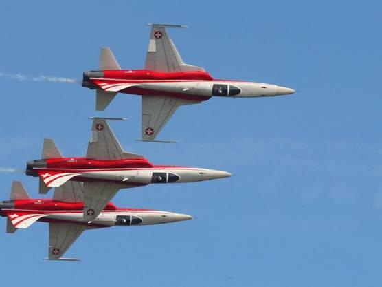 F5-Tiger-Kampfjets.