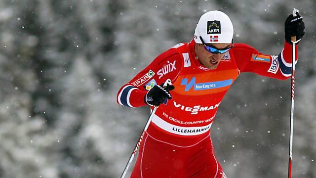 Immer besser in Form: Petter Northug