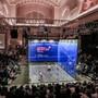 Die Sportart Squash strebte zuletzt vergeblich die Aufnahme ins olympische Programm an