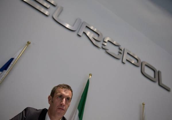 Geschoben haben rund 425 Fussballer, Offizielle und Klubmitgliederm wie Europol-Chef Rob Wainwright erkläfte.