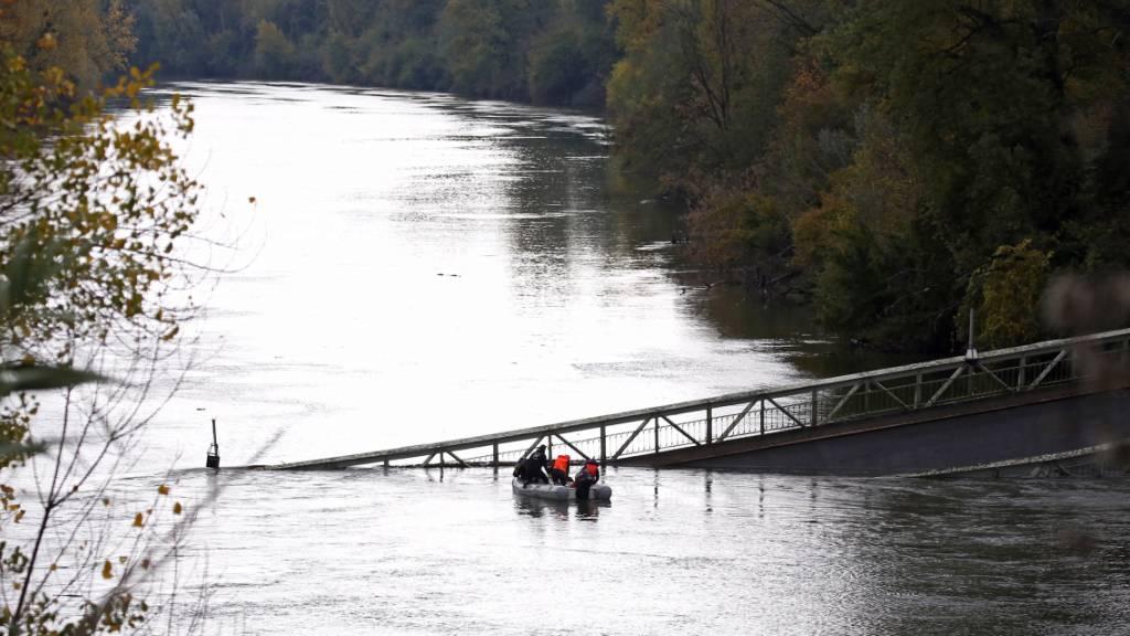 15-Jährige stirbt bei Brückeneinsturz bei Toulouse