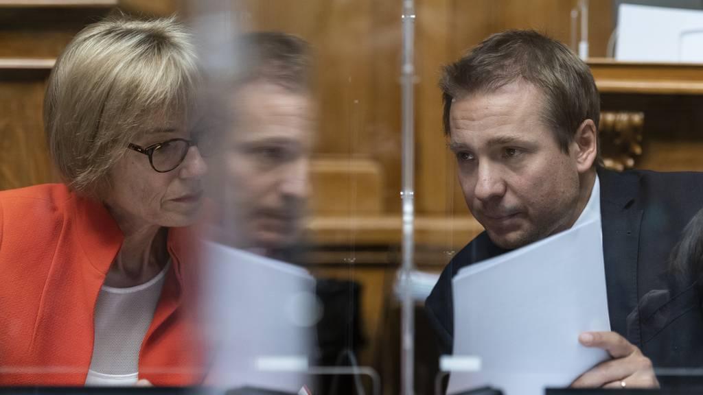 Ruth Humbel will das Covid-Zertifikat fürs Parlament