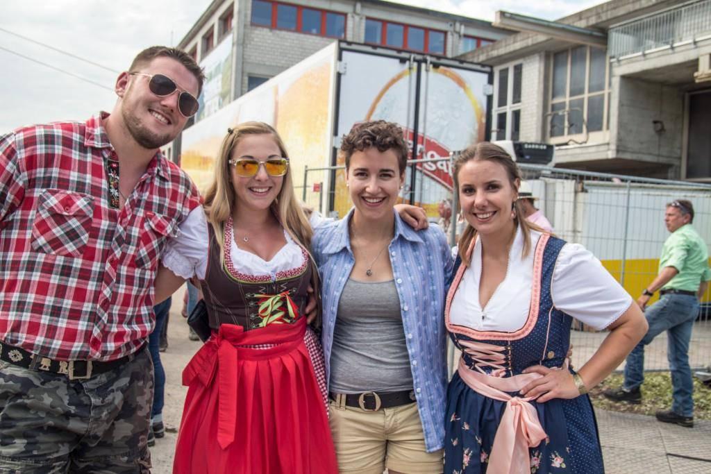 Openair Flumserberg (© FM1Today/Stefanie Rohner)