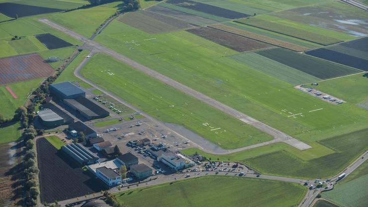 Mit der Skyguide wurden neue Verträge abgeschlossen auch für den Flugplatz Grenchen.