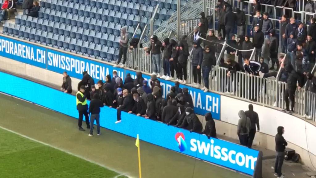 FC Luzern reicht Strafanzeige ein