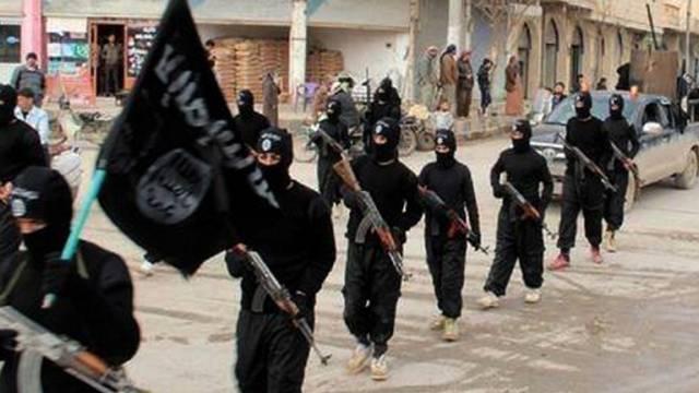 Amerikaner wollte sich ihnen anschliessen: ISIS-Kämpfer in Syrien