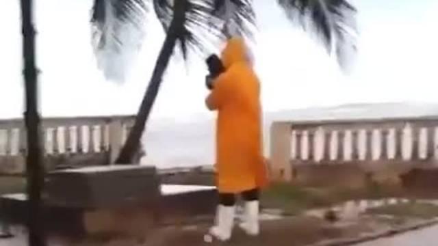 So heftig erlebten Zeugen das Auftreffen des Hurrikans «Irma»
