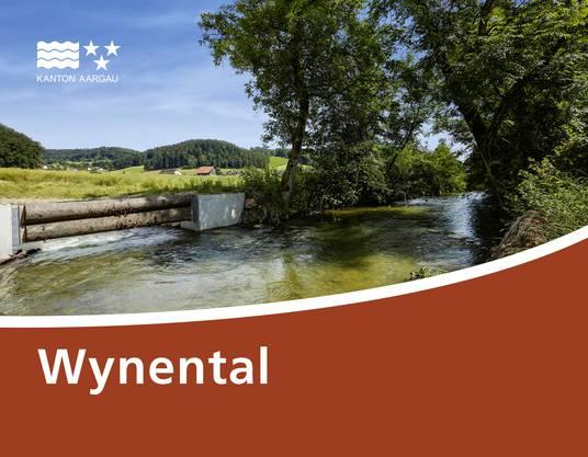 Strassenschild Wynental