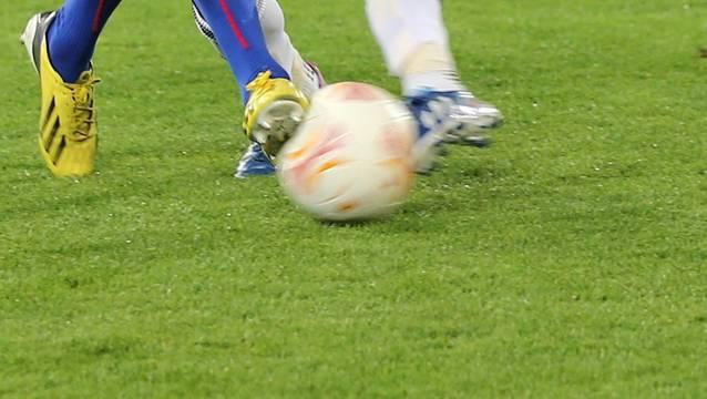 In Aarburg wurde nicht nur gegen den Ball getreten.