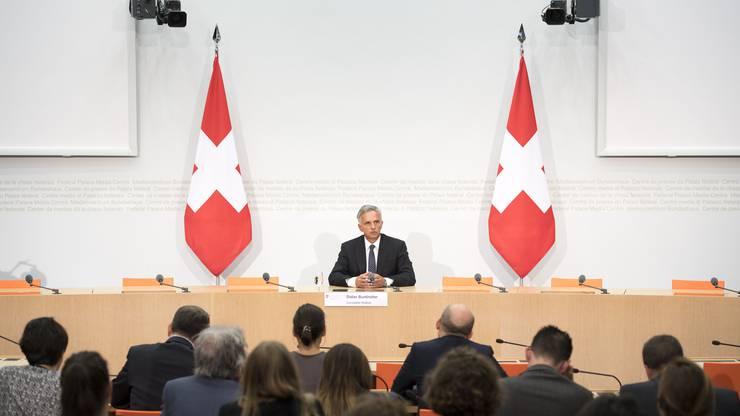 """Didier Burkhalter (57) über seinen Rücktritt auf Ende Oktober 2017: """"Der Bundesrat muss sich erneuern."""""""