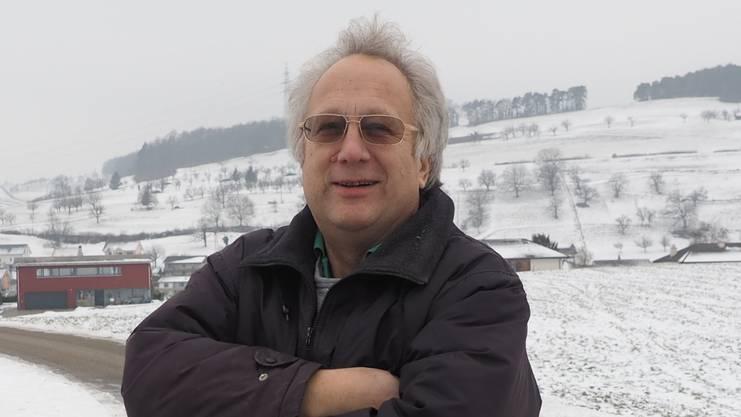 «Die Gefahr ist erst gebannt, wenn ein definitiver Entscheid in der Deponiefrage vorliegt», Max Sterchi, Präsident Verein «Erhalt Buech»