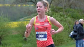 Eine Klasse für sich: Siegerin Martina Strähl.