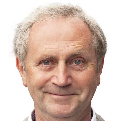 Grünen-Grossrat Hansjörg Wittwer