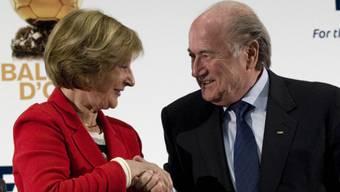 Die FIFA und France Football verleihen den Ballon d\'Or künftig gemeinsam