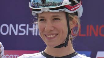 Clara Koppenburg gewinnt den GP Oberbaselbiet.