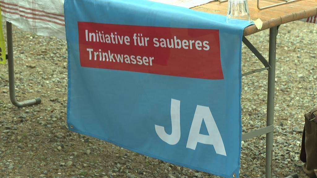 Agrarinitiativen spalten Aargauer Bauern