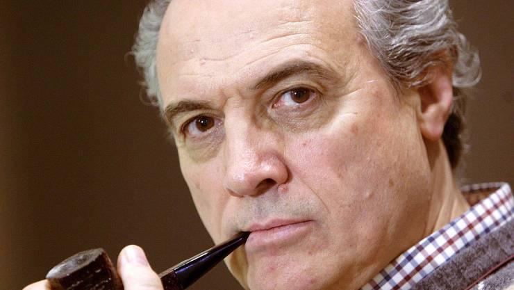 Der italienische Opernregisseur Giancarlo del Monaco übernimmt kurzfristig die Regie der Oper Schenkenberg. (Archivbild)