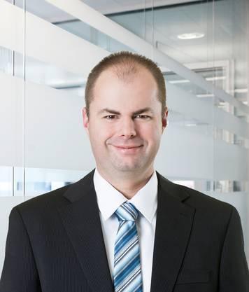 Daniel Isler freut sich, dass der vor einem Jahr geschaffene Bereich Firmenkunden grossen Zuspruch erhält.