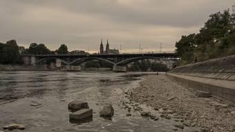 Ein neues Rheinbord für Basel