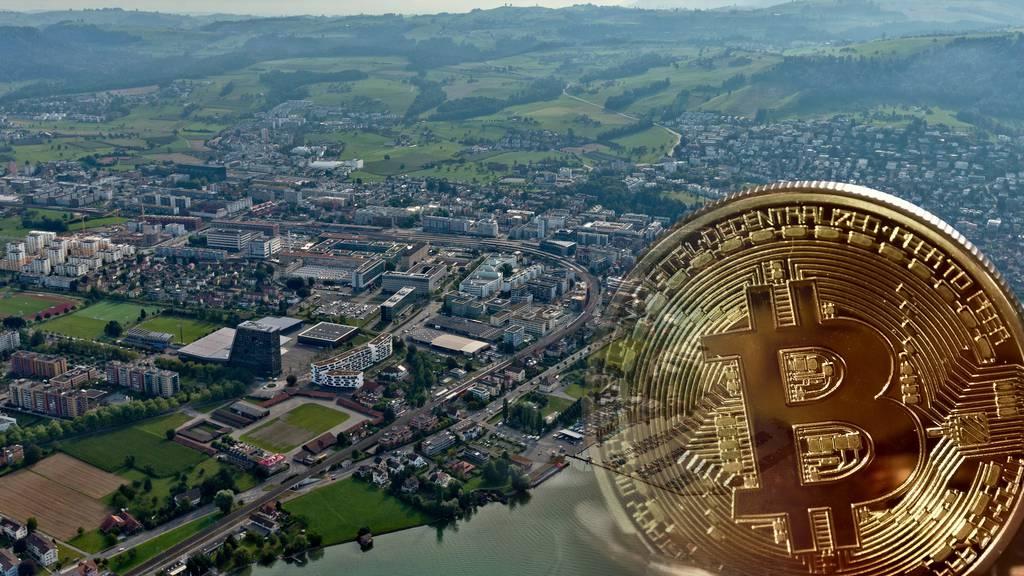 Schneider-Ammann macht sich für Crypto-Valley Schweiz stark