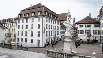 Im Mai eröffnete in Solothurn mit dem Hotel «La Couronne» ein neues Spitzenhotel.